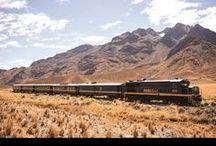 Peru Transport & Info