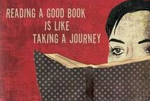 Inspiring Book Quotes / Looking for inspiration? Inspiring quotes from writers and readers on books, libraries, bookshops and writing.