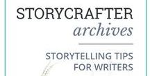 Storycrafter Archives | Resources for Writers / Welcome to the Storycrafter Archives, home to every resource a storyteller could wish for—because our words matter. // Want to contribute epic writing resources to the Archives? Just shoot me a message and I'd be happy to invite you.