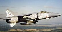 Aircrafts - military