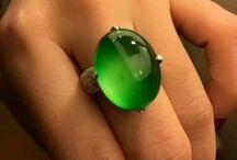 ,, JADE - JADEITE - NEFRIT ,, / Jewelry