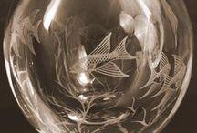 Swedish Art Glass  &  Stoneware