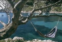 Coastal Mediterranean Style / Inspiration for modern Mediterranean & Riviera living