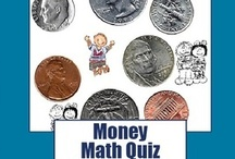 Great Math Lessons for Kids / by Baltimore Mary