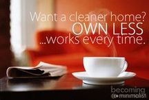 Organize Clean & Mend