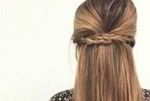 Styling & Haircare / Beautiful hairdo's - inspiration - tips & tricks - tutorials - haircare