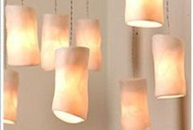 Lights, Candles, Action! / Lighting: natural or otherwise, DIY or otherwise