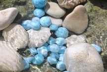 My favorite gem...Larimar
