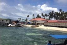 Mabul / Především potápěči navštěvovaný ostrůvek u ostrova Borneo v Malajsii. Info najdete na cestujlevne.com/mabul