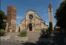 Verona / Verona je město v oblasti Benátska v severní Itálii