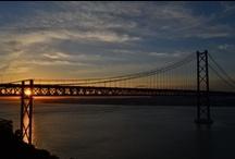 Lisabon / Lisabon je hlavním městem Portugalska.