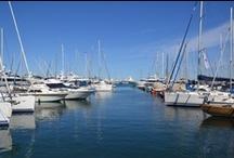 Antibes / Antibes leží na východě Francie, poblíž města Nice. Nabízí delfinárium nebo velký aquapark