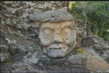 Copán / Navštivte mayské ruiny v Copán - Honduras.