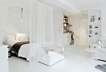 HOME Studio Appartments / small spaces - inspiration - efficiency - dorm rooms - studio design