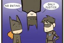 Fandoms - Superheroes