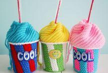 Crocheting treasures / by marcia snyder
