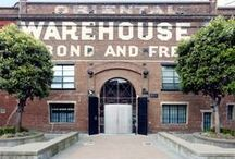 Warehouse Home / mywarehousehome.com provides essential interior design inspiration for those living in a loft/ warehouse apartment or who want to add touches of industrial and reclaimed style to their home. These are some of the warehouse homes and loft apartments we wished we lived in!