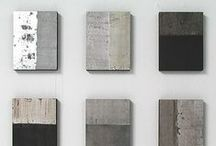 Top Trend: Concrete / Home decor and accessories with concrete, a hot interiors trend for 2015. Interior design inspiration for warehouse homes and loft living.