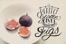 Citrus Figs Pomegranates