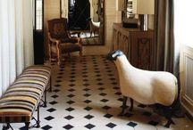 Paris Interiors & Exteriors