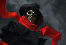 Horror and Dark Fantasy RPG Inspiration / Inspiration for those of us who prowl the dark side!