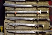 Weapons: Swords & Blades / Inspiration for weapons in forum roleplaying games! Swords, daggers, knives, axes, spears! Whether your RPG character is an honorable knight or a sly thief, you'll find their weapon of choice here!
