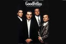 Movies - Goodfellas / Goodfellas (stylized as GoodFellas) is a 1990 American crime film directed by Martin Scorsese. It is a film adaptation of the 1986 non-fiction book Wiseguy by Nicholas Pileggi, who co-wrote the screenplay with Scorsese. The film follows the rise and fall of Lucchese crime family associate Henry Hill and his friends over a period from 1955 to 1980. / by Jim Campbell