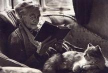 Reading / by Beatriz