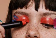 B E A U T Y / Makeup, nails & co