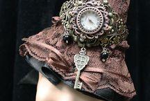 Lolita, Gothic, Steampunk