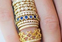 Band Rings at LPL / Laura Pearce Ltd. Band Rings