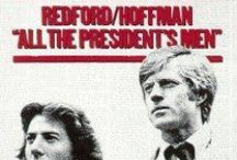 """Watergate - """"All the Presidents Men"""". / by Jim Campbell"""