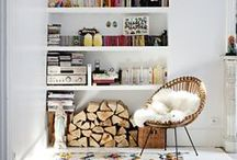 Inspiring spaces / Space | Places | Calm | Relaxing | Natural | Light | Comfort | Home |