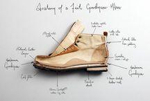 S H O E M A K I N G / Leather craftsmanship