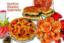 Pizze e focacce salate