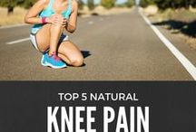 Knee Pain / Suffering with knee pain? Get tips and other great information on how to relieve pain in the knee area.