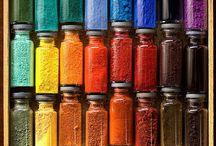 Разноцветие - Colorful