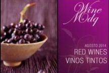 WineMDQ Tasting 2014 / Degustacioón de Malbec a Ciegas con mas de 50 Bodegas Invitadas