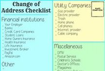 TopMoving.ca - Moving Checklists