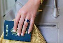 Blue Story / Turquoise, Blue Topaz and Aquamarine Jewels!