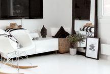 Living room / Ideoita olohuoneeseen!