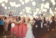 Mitt Bröllop / Inspiration till mitt bröllop: bordsdekorationer, frisyrer, tackkort, kyrkoprogram etc.