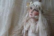 Boudoir / Sofa dolls