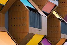 Fachadas / Referências para fachadas inovadoras