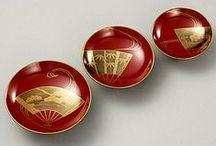 Japanese Lucquerware