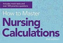 Nursing Calculations books & ebooks /   Check our catalogue www.southeastlibrarysearch.nhs.uk to see availability.   Check our website for more details http://www.surreyandsussexlibraryservices.nhs.uk  Follow us on Twitter! @sashlibs