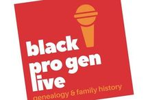 BlackProGen for My True Roots / People of Color Researching & Documenting African American Lives & Stories
