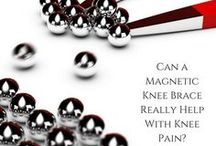 Magnetic Knee Supports