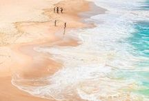 Life's a beach / The beach is our first love, our inspiration and our home. Born in Bondi - we're all about the salt, sand & surf.   Bondi Beach | Waves | Surf | Sand | Salt | Swim | Bikini Babes | Beach Life