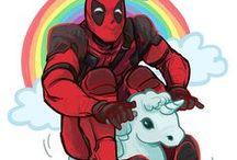Marvel, Disney, Games 'n' stuff